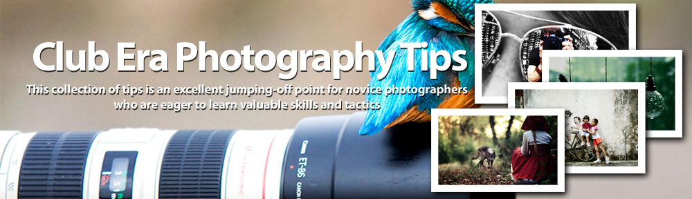 Club Era Photography Tips